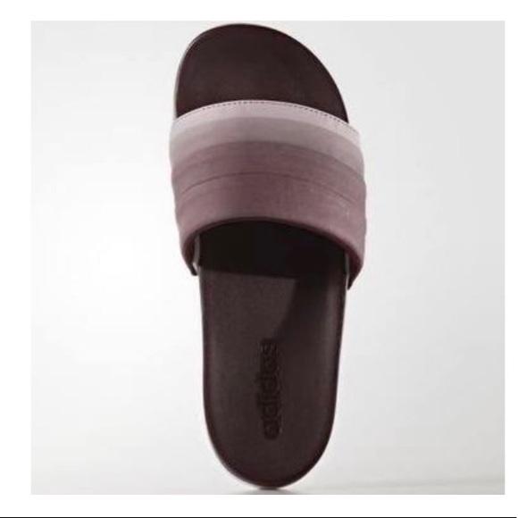4e2133fa13d7 Adidas Women s Adilette CloudFoam Plus Slides